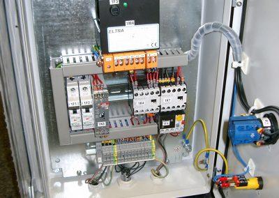 Hydraulic-Control-Panel
